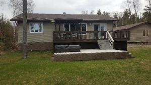 Beautiful Lake Superior waterfront home for sale - 492 Lakeshore