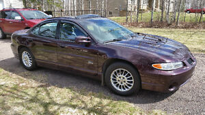 2002 Pontiac Grand Prix GTP or possible trade for convertible