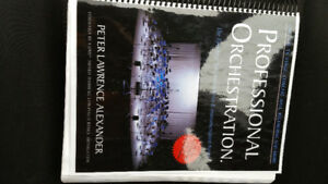 Professional of Orchestration - solo instruments