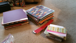 Scrapbooking Paper, stickers and more!