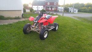 400EX 2007 monté 426