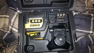 Dewalt 360 degree laser