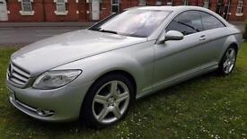 Mercedes-Benz CL500 2010 PX Swap Anything considered CL 500