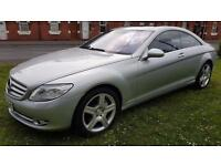 Mercedes-Benz CL 500 2010 PX Swap Anything considered