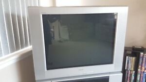 "Sony TV  36"" With Stand Awesome Quality And Perfect"