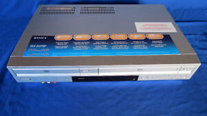 DVD and VCR Player Unit with Original Remote