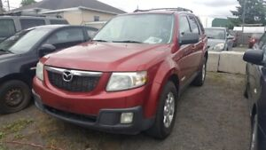 Mazda Tribute AWD V6 Auto 2008