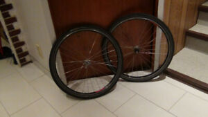 campagnolo wheels/roues