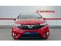 2016 Honda Jazz 1.3 EX 5dr CVT Petrol Hatchback Auto Hatchback Petrol Automatic