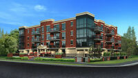 Luxurious top floor condo in new development in Windsor Park