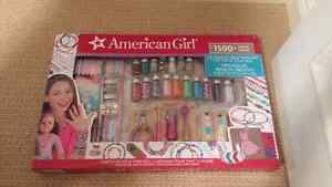 American Girl 1500 piece ultimate crafting kit