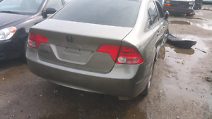 Used Parts Honda Civic