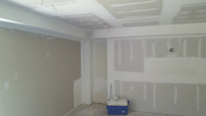Drywall mud and taping ceilings ect Cambridge Kitchener Area image 1