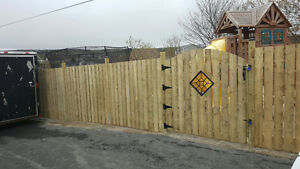 Deck, Fence and Siding Experts