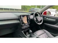 2021 Volvo XC40 T3 FWD INSCRIPTION PRO MANUAL Heated Seats, Rear Camera, Power T