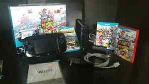 WiiU Super Mario 3D  World Deluxe set including original box