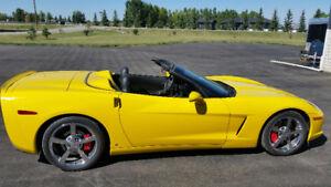 2009 Corvette Convertible