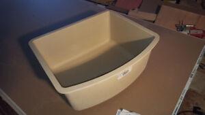 BLANCO Natural granite single bowl sink