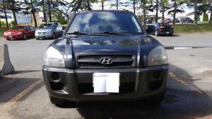 Hyundai Tucson SUV Crossover 2006