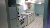 Basement apartment available for students - Partington and Uni