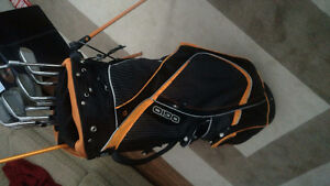 Tommy Armour 845s irons + Adams Driver+ Ping Putter + Ogio Bag
