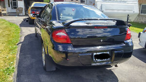 2004 Dodge Neon Sedan SUNROOF, LEATHER