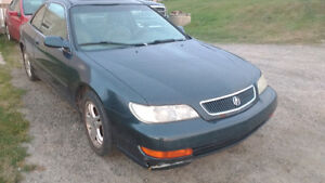 1998 Acura CL parts or repair