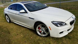 2013 BMW 6-Series 650i xDrive Sedan