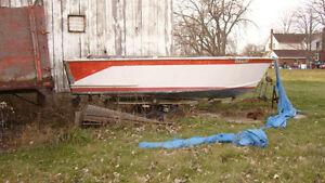antique wood boats Sarnia Sarnia Area image 2
