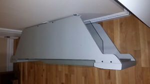 TV Stand with glass shelf FOR SALE - $50 or best offer
