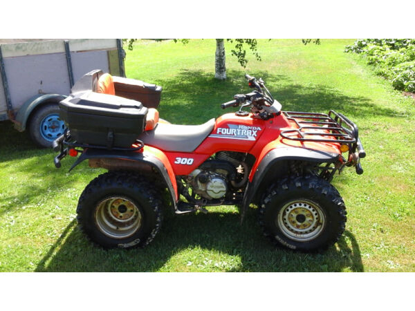 Used 1989 Honda FOURTRAX 4×4