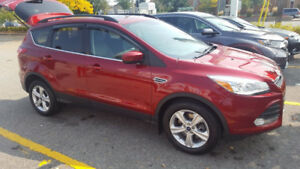 2014 FORD ESCAPE| FULLY UPGRADED| LEATHER SEATS| 2.0L 4CYL ECOBO