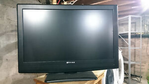 "37"" 720p LCD TV by Dynex (remote included) $120 OBO."