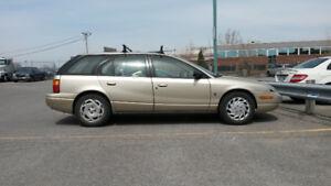 2000 Saturn Wagon