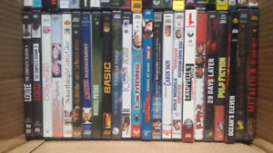 DVDS X 46 FOR $20/ AND MORE