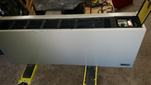 McQuay air conditioning and heater