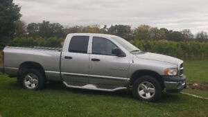 2003 Dodge Power Ram 1500 4X4 Pickup Truck