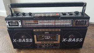 NEW Retro Radio with USB/SD/MP3 Player