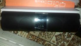 Bluetooth speaker sound link brand new
