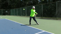 Improve your tennis skills - all ages and skill levels welcome