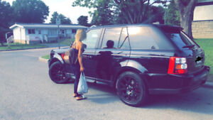 Range Rover sport supercharged 2008 EQUIPER 10 000$