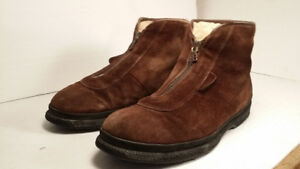 BALLY SUISSE - botte hiver chaude - homme taille 11