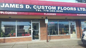 FOR ALL YOUR FLOORING NEEDS!
