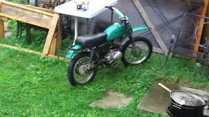 kawasaki 100 for trade or sale