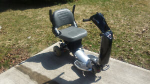 Electric Mobility Rascal Auto Go Scooter