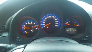 05 Acura tl with 218km