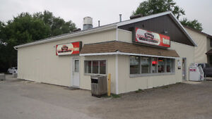 Well Established Family Restaurant Variety Store