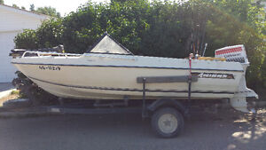 Reliable small boat