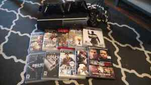 Selling my ps3 set cheap