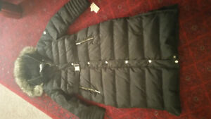 Women's XL Michael Kors down puffer coat